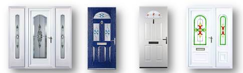 House Doors UPVC Front Doors Composite Doors